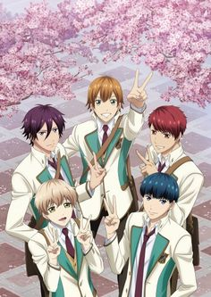 Starmyu Season 2 Reveals New Cast, Story, Visual