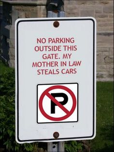 my mother in law steals cars