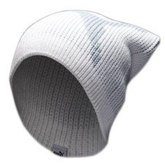 BUDGET BARGAIN Puma Chunky Cat Beanie Hat Unisex SAVE 67% NOW £4.99 FREE DELIVERY