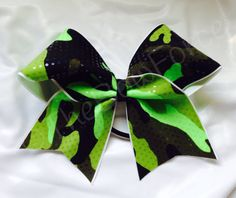 Cheer Bow by TheBowForce on Etsy, $10.00