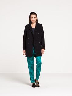 Zweireihiger Mantel | Jacken | Damenbekleidung von Scotch & Soda