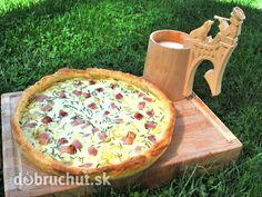 Slovenský+bryndzový+koláč