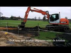 Rondleiding door een paddock paradise film - YouTube