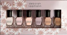 Deborah Lippmann Women's Undressed Nude Set-NUDE