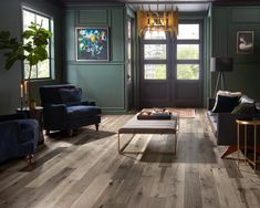 Hardwood is allergy-friendly. Hardwood doesnt harbor mold dust or animal dander like carpeting does