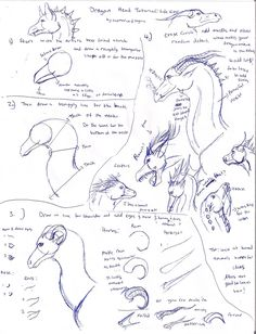 How to Draw a dragon (4)