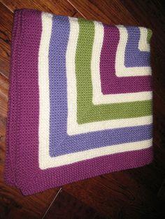 Four Squares Blanket