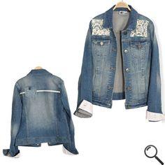 Tentez de gagner 200€ de mode en votant pour une des vestes en jean Kiabi customisés par des blogeuses mode