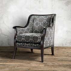 Shop Customized Upholstered Chairs at Arhaus.