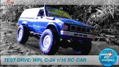 TEST DRIVE: WPL C-24 1/16 RC CAR https://youtu.be/1dx3zBQkMdw