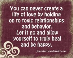 A toxic relationship can be one of the most emotionally-taxing things that we can experience. Here are ways to heal from a toxic relationship.