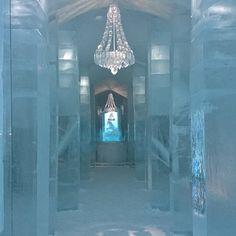 #Ice #Hotel in #Jukkasjärvi