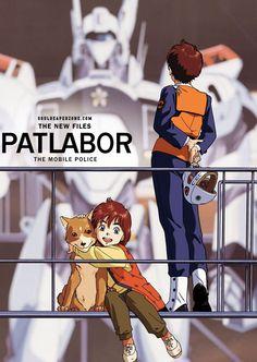 Mobile Police Patlabor Bluray [BD] | 480p 60MB | 720p 100MB | MKV  #MobilePolicePatlabor  #Soulreaperzone  #Anime