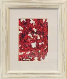 A digitally created design encased in a cream distressed frame, 26cm x 32cm. For sale at www.art-style-gallery@co.uk.