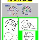 This product covers Circle Theorems comprehensively with 31 pages, 20 questions (63 including parts of questions).   Detailed solutions/answers are ...