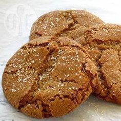 Chewy Treacle Cookies @ allrecipes.co.uk