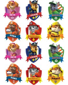 $4.95 - Paw Patrol Iron On T Shirt / Pillowcase Fabric Transfer A4 Size #ebay #Home & Garden