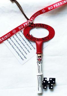 Magic Santa Key  $12.00 free shipping within the U.S.