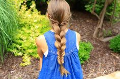 Rope Twist Combo | Cute Girls Hairstyles