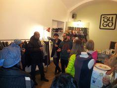 a #Torino con i #tour delle #GuideBogianen tra le  #botteghe dei #creativi . #cosedafare #shoppingtour #Turin #citytour #local #artisan #
