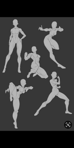 Artstation - figure studies, anthony amorose draws in 2019 art reference po Action Pose Reference, Body Reference Drawing, Art Reference Poses, Drawing Proportions, Hand Reference, Female Reference, Anatomy Reference, Character Reference, Female Character Design