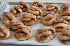 Cinnamon Bulkas (Traditional Yeast Buns) | OrnaBakes