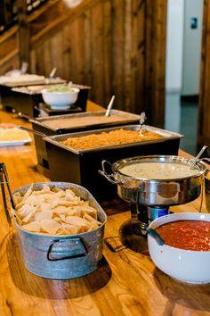 58 super Ideas for wedding food ideas receptions buffet taco bar Taco Bar Wedding, Taco Bar Party, Wedding Buffet Food, Food Buffet, Wedding Reception Food, Wedding Dinner, Wedding Catering, Wedding Menu, Dinner Menu
