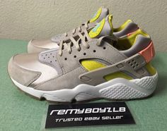 9de3eaa1d4ef Nike-Air-Huarache-Run-PRM-Women-Sz-7-