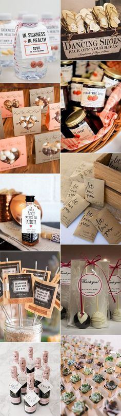 10 creative wedding favor ideas your guests love