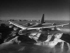 """The movie """"Dr. Strangelove or: How I Learned to Stop Worrying and Love the Bomb"""", directed by Stanley Kubrick. Dr Strangelove, B 52 Stratofortress, Us Air Force, Stanley Kubrick, Vietnam War, Fighter Jets, Aircraft, Planes, Wings"""