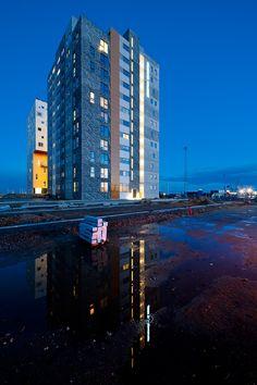 Grundfos Dormitory | CEBRA, NIRAS | Archinect