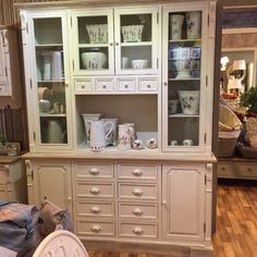 Country Style Extra Large New England Dresser – Allissias Attic & Vintage French Style