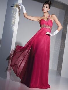 2014 Style A-line One Shoulder Beading Sleeveless Floor-length Chiffon Prom Dresses/Evening Dresses Long Prom Dresses Uk, Prom Dress 2013, Cheap Prom Dresses, Prom Party Dresses, Homecoming Dresses, Strapless Dress Formal, Evening Dresses, Formal Dresses, Dresses 2014