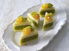 Unser beliebtes Rezept für Aprikosen-Petit Fours und mehr als 55.000 weitere kostenlose Rezepte auf LECKER.de.