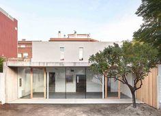 NAM Arquitectura . Tallers Baix Camp . REUS (1)