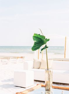 beach reception lounge area   Rodeo & Co #wedding