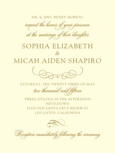 partial to engraving (though not necessary). like the classic script and the cream color of the paper. prefer cream color invitations to white.