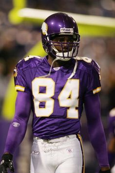 Randy Moss - Minnesota Vikings - WR