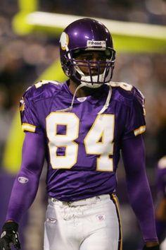 Randy Moss - Minnesota Vikings - WR