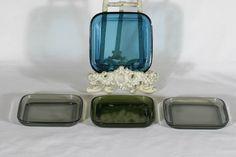 Kaj Franck, Nuutajärvi - Neliölautanen (Laatutavara) Things To Buy, Stuff To Buy, Glass, Vintage, Design, Drinkware, Corning Glass, Vintage Comics, Primitive