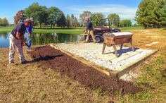 Westmoor Country Club is prepping to add two more Beepods to their golf course apiary Top Bar Hive, Beekeeping, Bees, Golf Courses, Prepping, Club, Country, Rural Area, Country Music