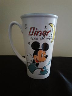 Check out this item in my Etsy shop https://www.etsy.com/listing/253298837/disney-store-mickey-mouse-16oz-coffeetea