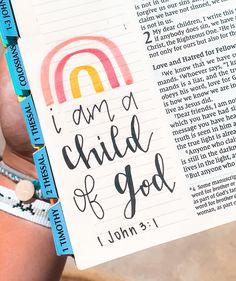 Art Journaling, Bible Study Journal, Bible Drawing, Bible Doodling, Jesus Bible, Faith Bible, Bible Verses Quotes, Bible Scriptures, Faith Quotes