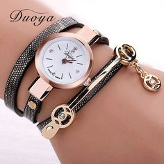 Description Item Type: Quartz Wristwatches Band Width: 7 mm Case Shape: Round Case Thickness: 8 mm Band Material Type: Leather Model Number: XR1297 Boxes & Cases Material: Paper Band Length: 55 cm Gen