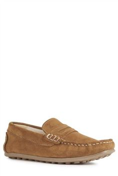 Suede Driving Shoe (Boys) from Next