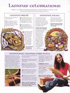 Lugnasad: #Lammas Celebrations.