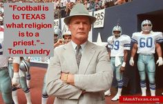 Legendary Dallas Cowboys coach Tom Landry really loved wearing his fedora on game day. Best coach ever! Dallas Cowboys Coaches, Nfl Coaches, Dallas Cowboys Football, Football Team, Dalls Cowboys, Football Season, Cbs Sports, Sports Stars, Tom Landry