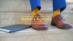 Rebel's Agenda Business Notebook