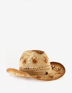3798f92fe1a96 RODEO WEAR - David   Young Western Cowboy Hat