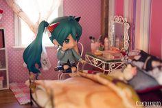 Being a Girl: Nendoroid Hatsune Miku | Kixkillradio